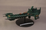 Battlefleet Gothic Battlebarge Angel of Retribution