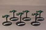 Battlefleet Gothic Hunter Destroyers