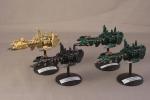 Battlefleet Gothic Strike Cruisers
