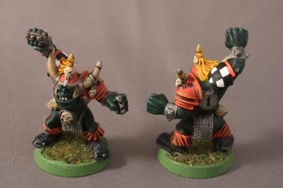 Orcs - Black Orcs