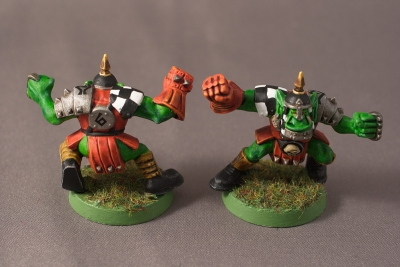Orcs - Blitzers