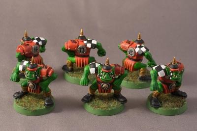 Orcs - Linemen