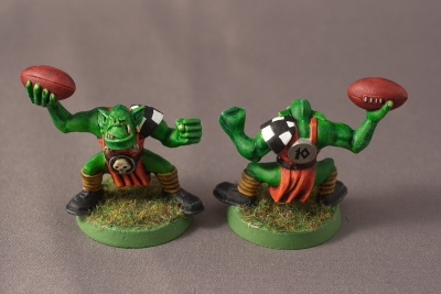 Orcs - Throwers