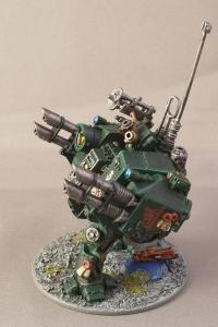 Dreadnought 3 - Left