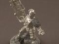 Leader - Shoulder pad sculpt