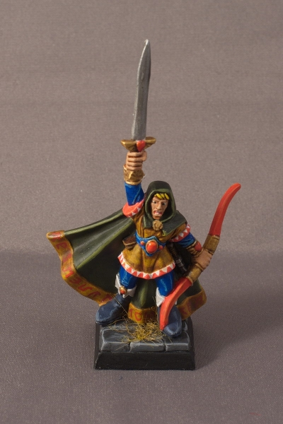 Warhammer Quest Elf - Front